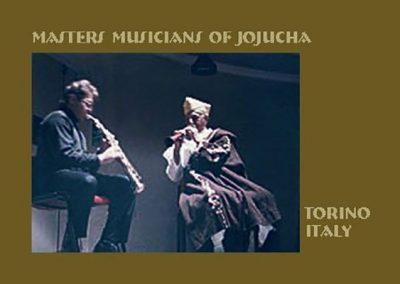 Tony with Jojucha