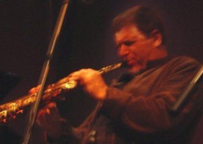 Tony - Soprano Sax