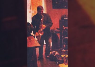 Tony jamming in Singapore
