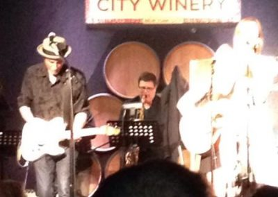 Playing with 10K Maniacs City Winery NYC